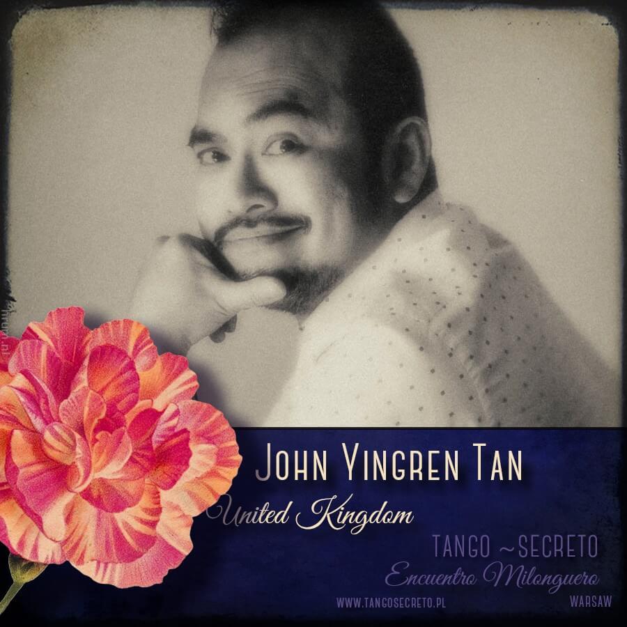 John Yingren Tan