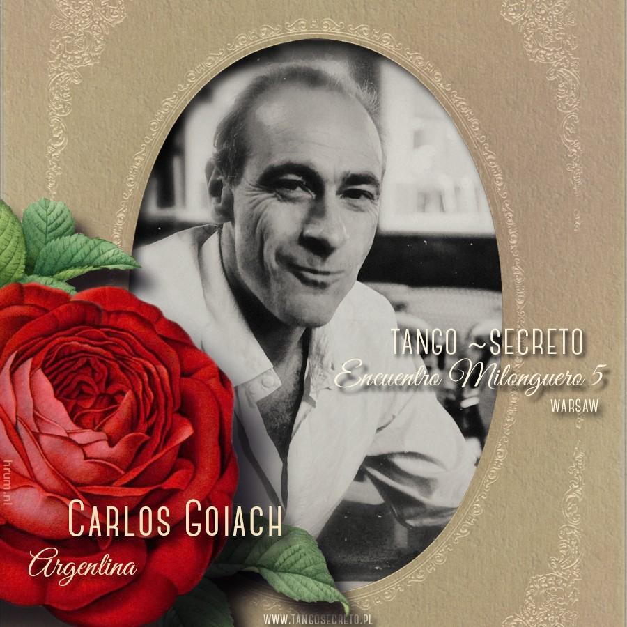 Tango Secreto DJ Carlos Goiach