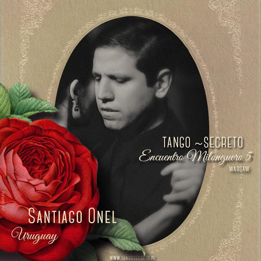 Tango Secreto DJ Santiago Onel