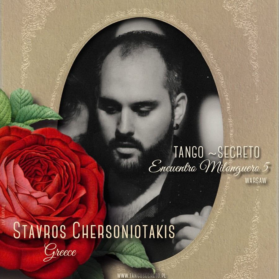 Tango Secreto DJ Stavros Chersoniotakis