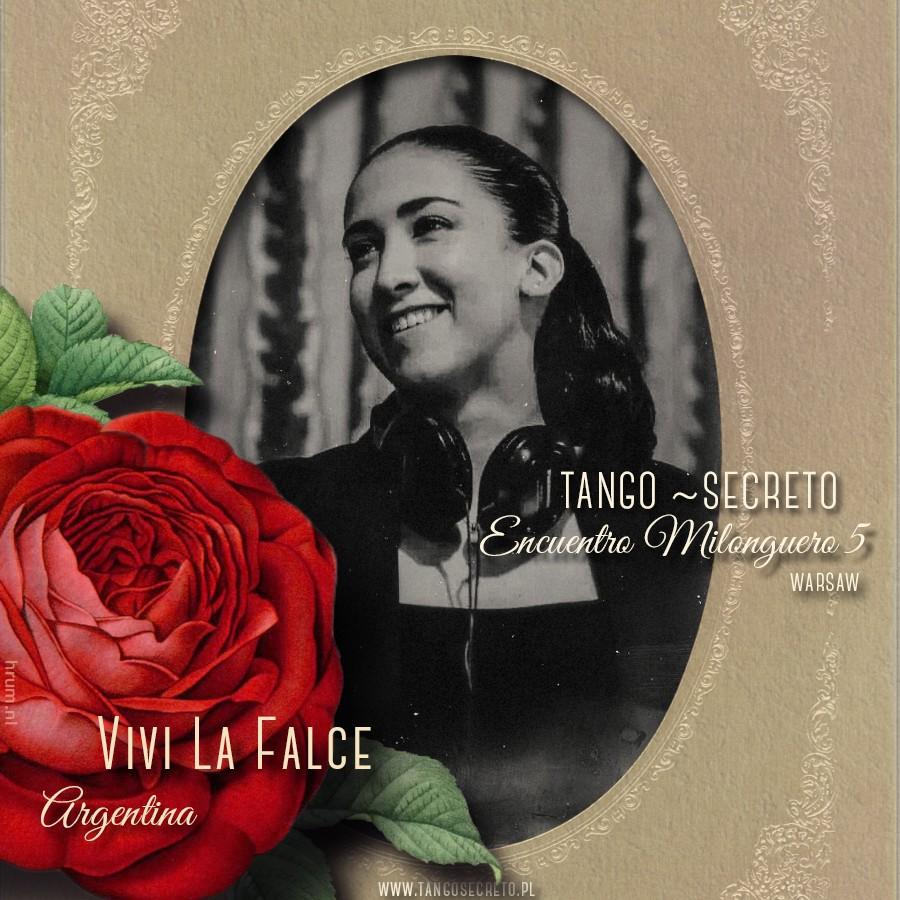 Tango Secreto DJ Vivi La Falce